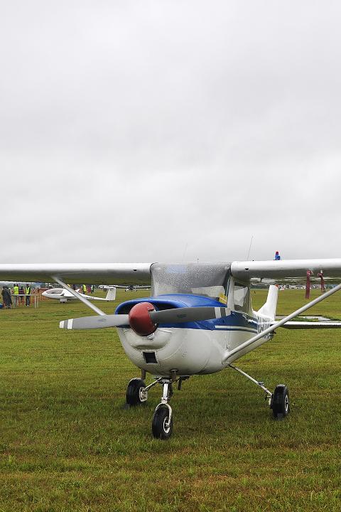 Полет на Cessna C-150